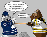 Bruins vs. Leafs
