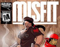 MISFIT web comic