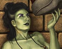 Book Cover: The Erotic Secrets of Shelley Frankenstein