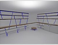 Furniture for Makoto