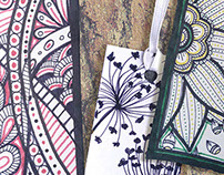 Bookmarks - doodles