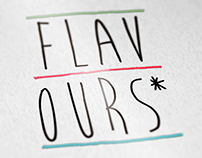 FLAVOURS* | Corporate Identity