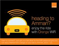 BTL - Orange Airport Taxi WiFi