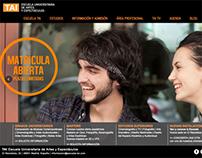 Escuela TAI - Websites