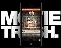 Movie Trash - A Movie App