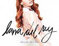 Lana Del Rey - Deluxe Edition Vinyl