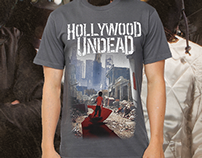 Hollywood Undead Various Designs