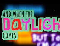 Maroon 5 - Daylight Lyric Video