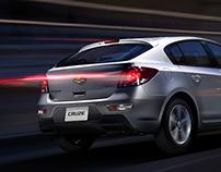 New Chevrolet Cruze : : Campaign 360º.