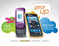 AT&T XBOX New Medium Campaign