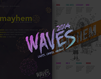 Posters for Waves'14