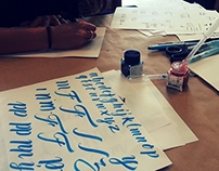 Workshop Lettering