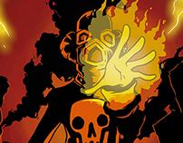 656 Comics: El chico magnético