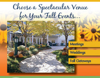 Cherry Valley Lodge, Early Fall Collateral