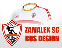 Zamalek SC Bus Design