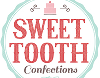 Sweet Tooth Confections Logo