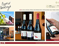 Pagos del Moncayo - Winery WebSite