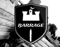 Barrage Paintball Rebranding