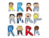 Real Sociedad de Fútbol. Rebranding (Propuesta)