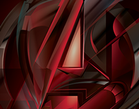 AVENGERS Age of Ultron Vector