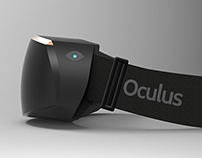 Oculus Rift Redesign