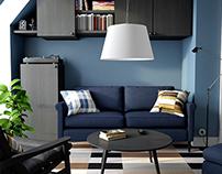 Ikea Blue