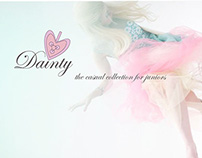 The Dainty Collection for Juniors