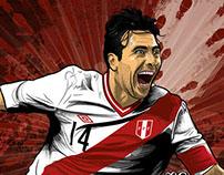 Claudio Pizarro - Ases de América