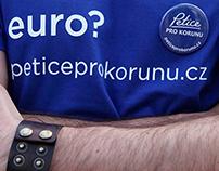 logo Petice pro korunu