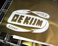 Logo 'De Kijm & zonen'