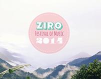ZIRO Festival of Music 2014