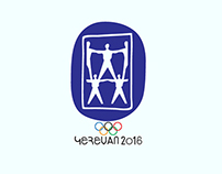 Olympic Games Yerevan 2016-Touch the History