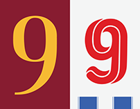 Typography Champions League Round of 16