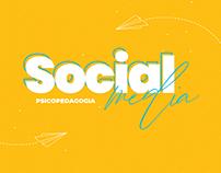 Social Media - Mosaico Instagram (Psicopedagogia)