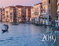 2019 CALENDAR - ITALY