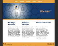 3DC Website Mockup
