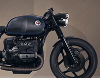CaféRacer.42 Virtual Plan by Jakusa Design