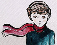 The Little Prince! Antonie de Saint-Exupéry