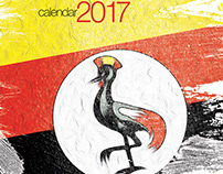 Uganda Table Calendar 2017