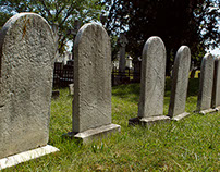Greenmount Cemetery, Baltimore, 2015