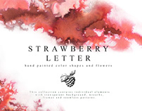 Strawberry Letter Collection