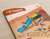 El Sagrer - Magazine School Design
