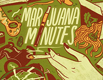 Marijuana Minutes Short Film Poster