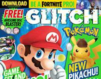 Glitch redesign