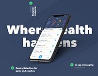 eKin - Personal Nutrition Coaching App