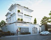 District 2 villa