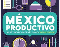 México Productivo - Campaña e Ilustración