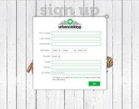 MySocialPlatter - Website