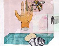 360° magazine // illustration