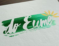 "Logotipo ""Do Eume"""